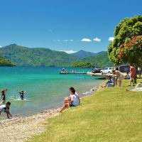 Shelley Beach Picton Foreshore